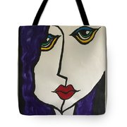 Miss Lonely. Tote Bag