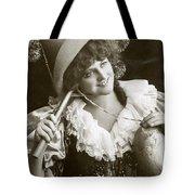 Miss Marie Studholme As Lady Madcap 1905 Tote Bag