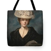 Miss Mary Hickey Tote Bag