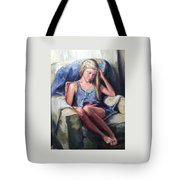 Miss Molly Tote Bag