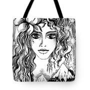 Miss Spring Tote Bag