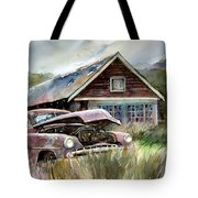 Miss Wilson's House Tote Bag