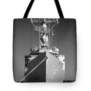 Missile Destroyer Tote Bag