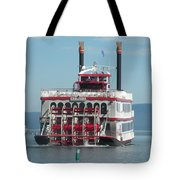 Missing The Boat Tote Bag