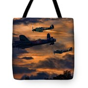 Mission Accomplished Homeward Bound Tote Bag