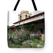 Mission Bells And Garden Tote Bag