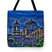 Mission San Jose San Antonio Tote Bag