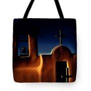 Mission Crosses Tote Bag