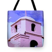 Mission Tote Bag