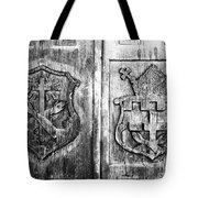 Mission Doors Tote Bag