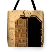 Mission Entry Tote Bag