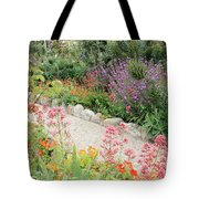 Mission Garden Tote Bag