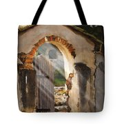 Mission Gate Tote Bag