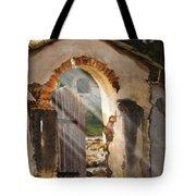 Mission Gate Tote Bag