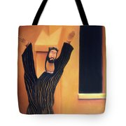 Mission Icon Tote Bag