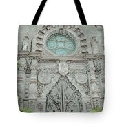 Mission Inn Chapel Door Tote Bag