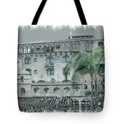 Mission Inn Court Yard Tote Bag