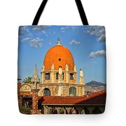 Mission Inn Dome Tote Bag