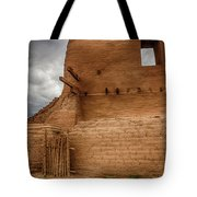 Mission Ruins Tote Bag