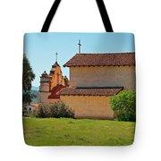 Mission San Antonio De Padua, Jolon, California Tote Bag