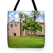 Mission San Gabriel Arcangel, San Gabriel, California Tote Bag