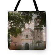 Mission San Jose In San Antonio Tote Bag