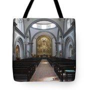 Mission San Juan Capistrano 2 Tote Bag