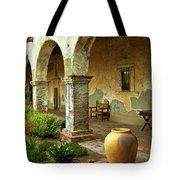 Mission San Juan Capistrano, California Tote Bag