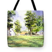 Mission San Luis Tote Bag