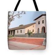 Mission San Luis Obispo Tote Bag