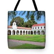 Mission San Luis Rey Patio Tote Bag
