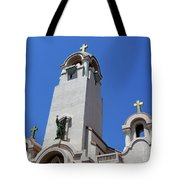 Mission San Rafael Arcangel Tote Bag