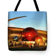 Mission Space Tote Bag