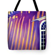 Mission St Francis Assisi At Noon Tote Bag