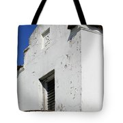 Mission Style Architecture Tote Bag