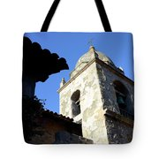 Mission Tower Tote Bag