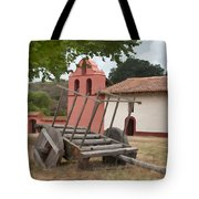 Mission Wagon Tote Bag