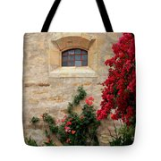 Mission Window Tote Bag