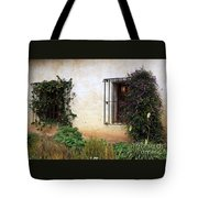 Mission Windows Tote Bag
