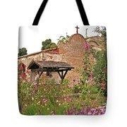 Mission Wish, Mission San Juan Capistrano, California Tote Bag