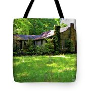 Mississippi Country Place Tote Bag