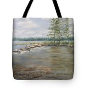 Mississippi Headwaters 2  Tote Bag