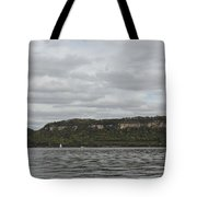 Mississippi River Lake Pepin 6 Tote Bag