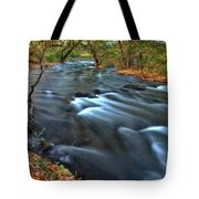 Mississippi River Minneapolis Tote Bag