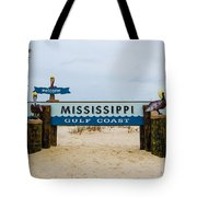 Mississippi Welcome Tote Bag