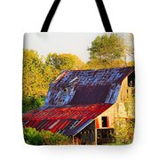 Missouri Barn Tote Bag