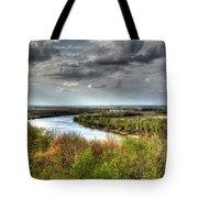 Missouri River Tote Bag