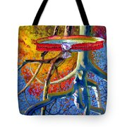 Missouri Sycamore Reflections Tote Bag