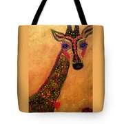 Missy Savannah Tote Bag