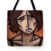 Missy Tote Bag by Thomas Valentine